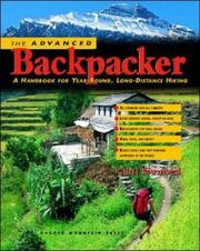 Cover of: The Advanced Backpacker | Chris Townsend