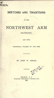 Cover of: Sketches and traditions of the Northwest Arm