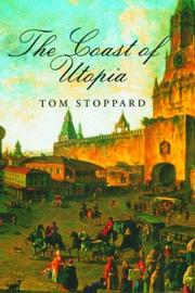 Cover of: The Coast of Utopia (Box Set) | Tom Stoppard