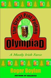 Cover of: The great Pint-Pulling Olympiad
