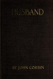 Cover of: Husband, and The forbidden guests