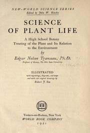 Cover of: Science of plant life