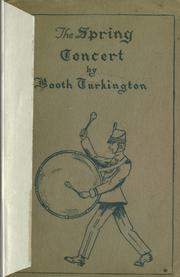 Cover of: The spring concert