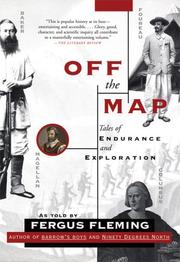 Cover of: Off the Map