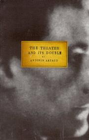 Cover of: The Theater and its Double