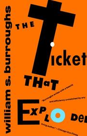 Cover of: The ticket that exploded