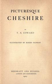 Cover of: Picturesque Cheshire