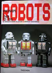 Cover of: 1000 robots, spaceships & other tin toys | Teruhisa Kitahara