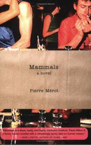 Cover of: Mammals | Pierre MeМЃrot