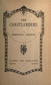 Cover of: The coastlanders by Bernard  Charles Cronin