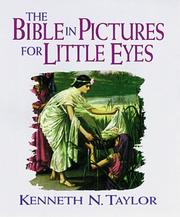 Cover of: The Bible in pictures for little eyes: en achí de Rabinal y español