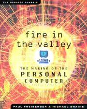 Cover of: Fire in the Valley | Paul Freiberger, Michael Swaine