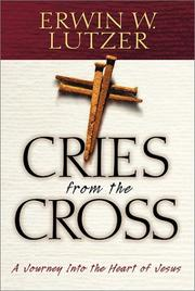 Cover of: Cries from the Cross