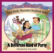 Cover of: A different kind of party