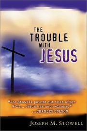 Cover of: The Trouble with Jesus