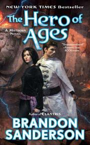 Cover of: The Hero of Ages (Mistborn, Book 3)