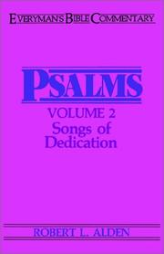 Cover of: Psalms - Every Man