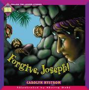 Cover of: Forgive, Joseph!