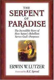 Cover of: The serpent of paradise