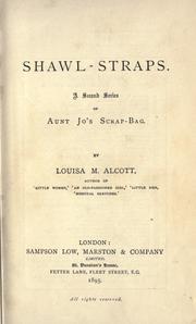Risultati immagini per shawl  straps louisa may alcott