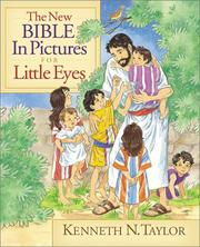 Cover of: The new Bible in pictures for little eyes