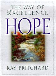 Cover of: Hope | Ray Pritchard