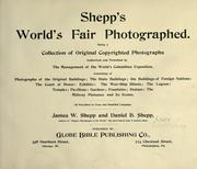 Shepp's World's Fair photographed by James W. Shepp