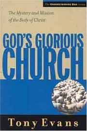 Cover of: God's Glorious Church