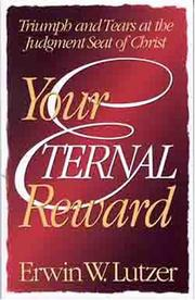 Cover of: Your eternal reward
