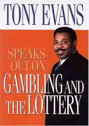 Cover of: Tony Evans Speaks Out On Gambling