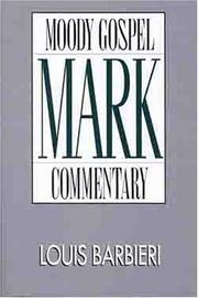 Cover of: Mark | Louis Barbieri