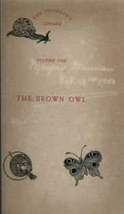 Cover of: The brown owl