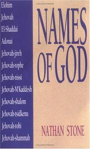 Cover of: Names Of God (Names of... Series)