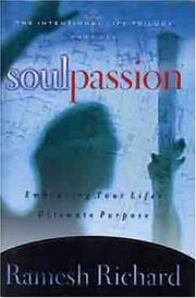 Cover of: Soul Passion