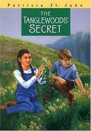 Cover of: The Tanglewoods' Secret