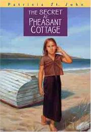 Cover of: The secret of Pheasant Cottage
