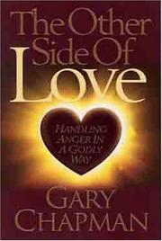 Cover of: The Other Side of Love | Gary Chapman