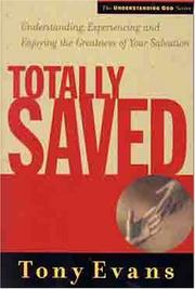 Cover of: Totally Saved