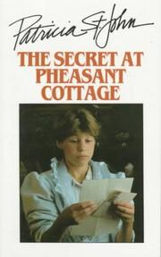 Cover of: Secret at Pheasant Cottage