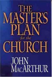Cover of: The Master's Plan for the Church