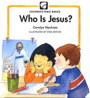 Cover of: Who is Jesus?