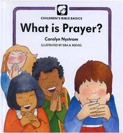Cover of: What is prayer?
