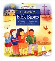 Cover of: Children's Bible Basics