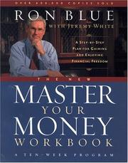 Cover of: New Master Your Money-Workbook | Ron Blue