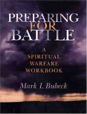 Cover of: Preparing for battle