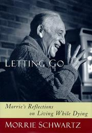 Cover of: Letting go