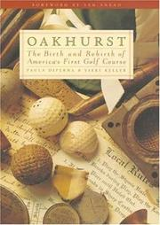 Cover of: Oakhurst | Paula DiPerna
