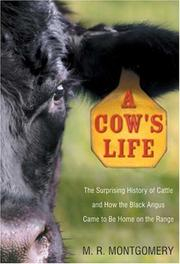Cover of: A cow's life