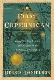 Cover of: The First Copernican | Dennis Danielson