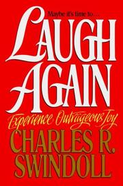 Laugh again by Charles R. Swindoll